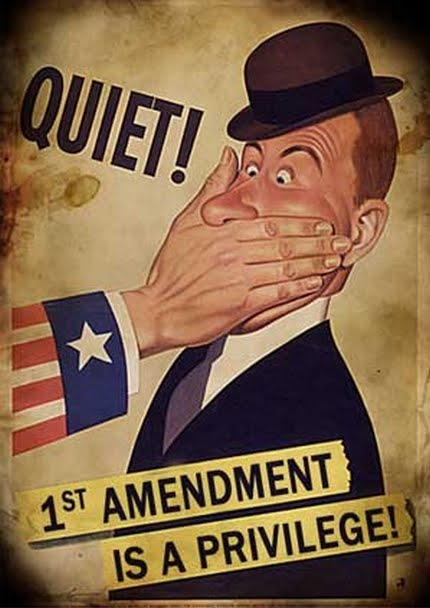 Image result for 1st amendment