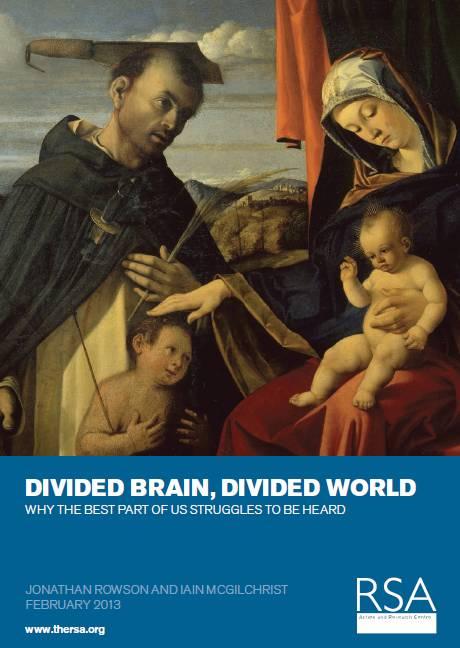 divided brain rsa