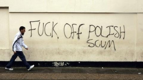 polish scum