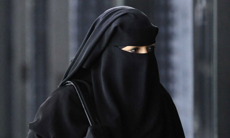 A-woman-in-a-burqa