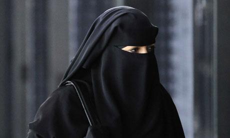 A-woman-in-a-burqa