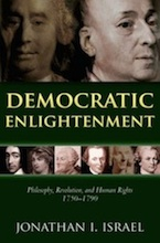 jonathan israel democratic enlightenment
