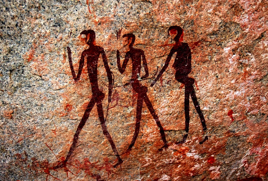 Classic Man Cave Painting : Moved permanently