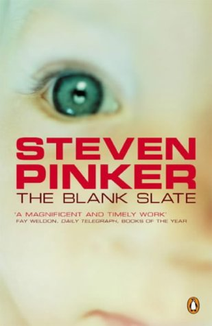 the blank slate theory Pinker ends the book by exploring ways that the blank slate theory has hurt people,.