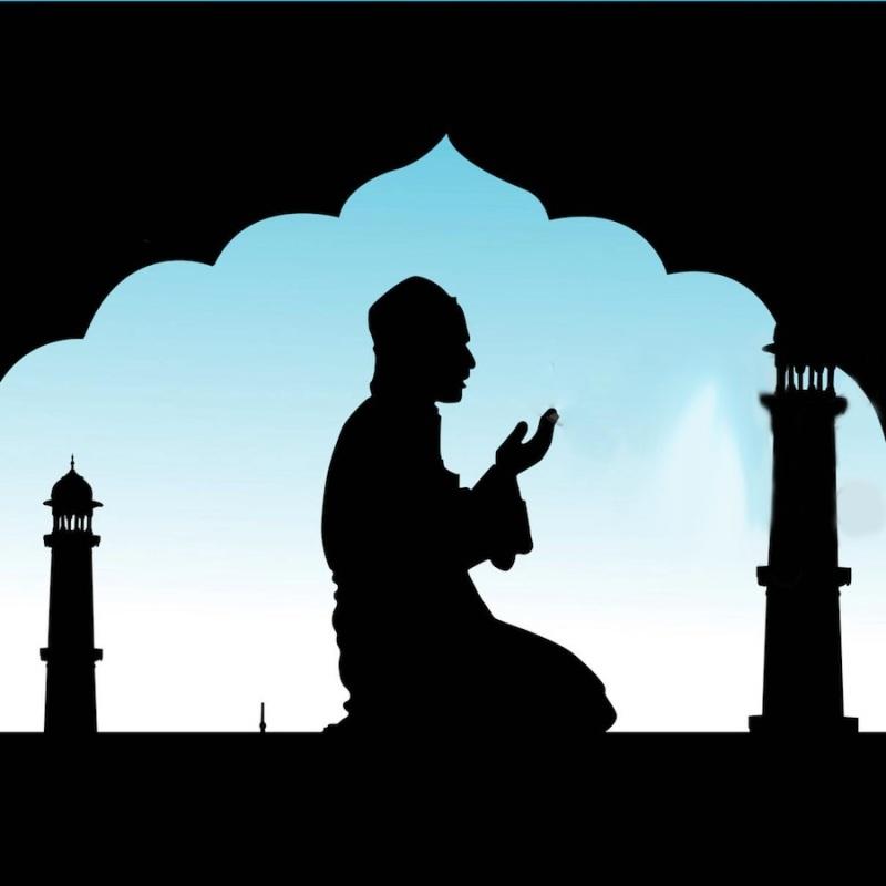 prayers at mosque