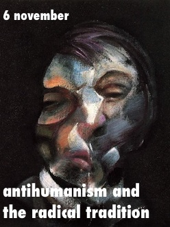 antihumanism