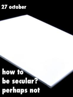 secular?