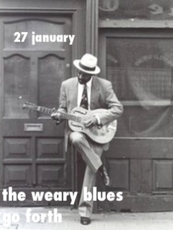 weary blues