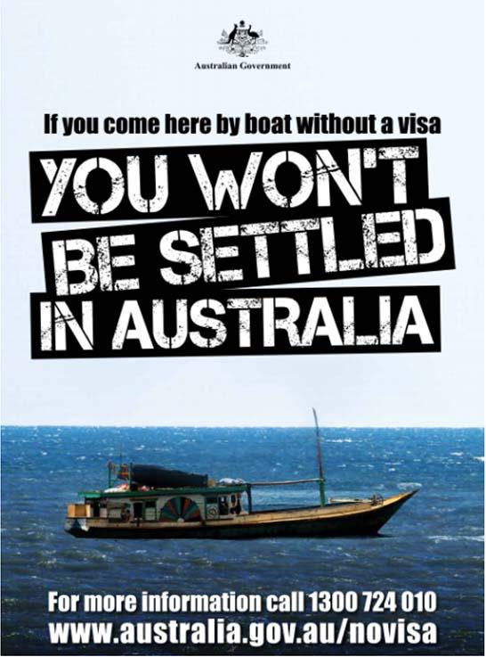 collier aussie boat ad