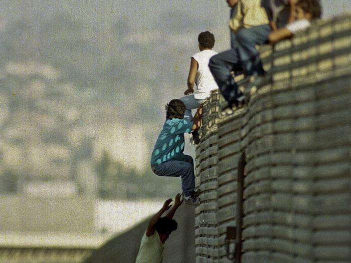exodus - mexico border