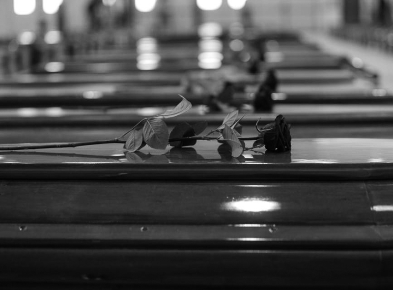 lampedusa coffins
