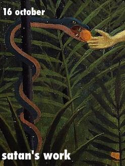 rousseau serpent