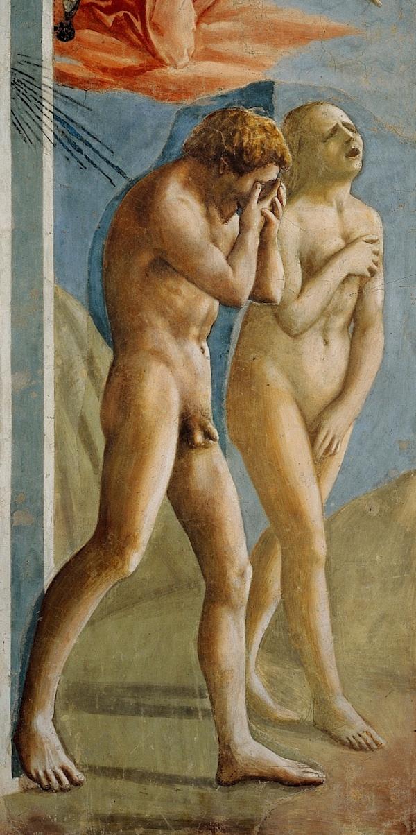 Masaccio expulsion