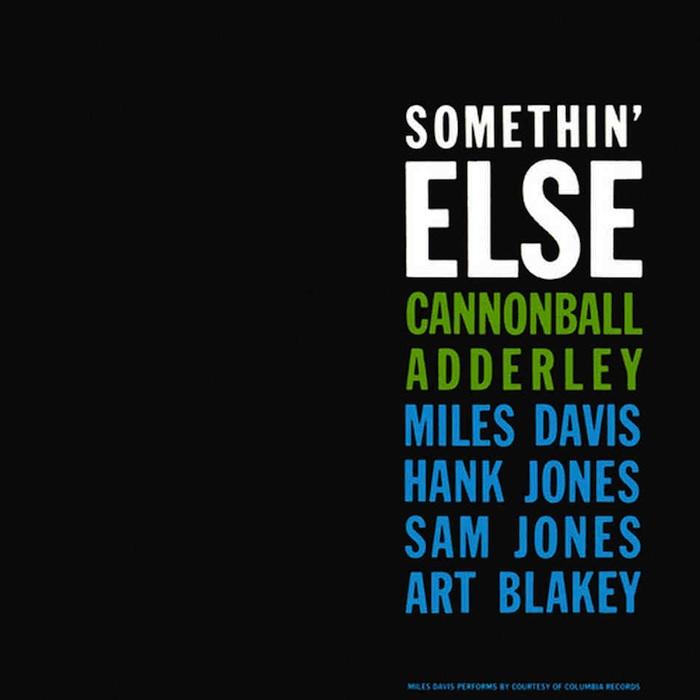 adderley somethin else