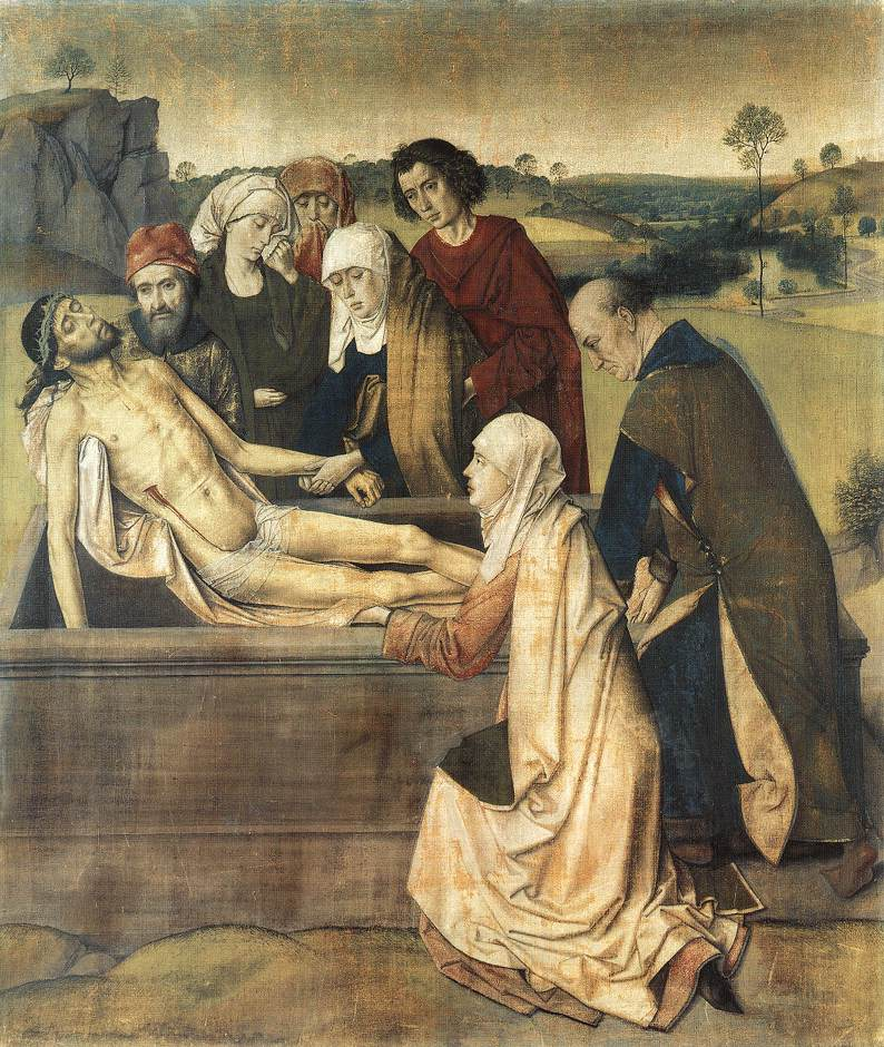 Bouts The Entombment