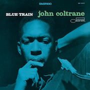 coltrane blue train