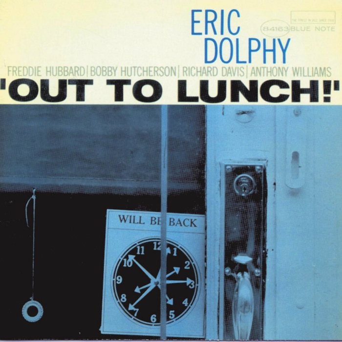 dolphy out to lunch