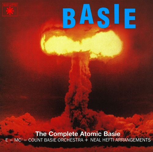 Count Basie  The Complete Atomic Basie - Front