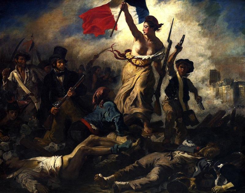Delacroix liberté