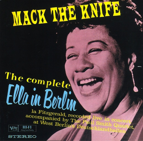 Ella Fitzgerald Mack The Knife