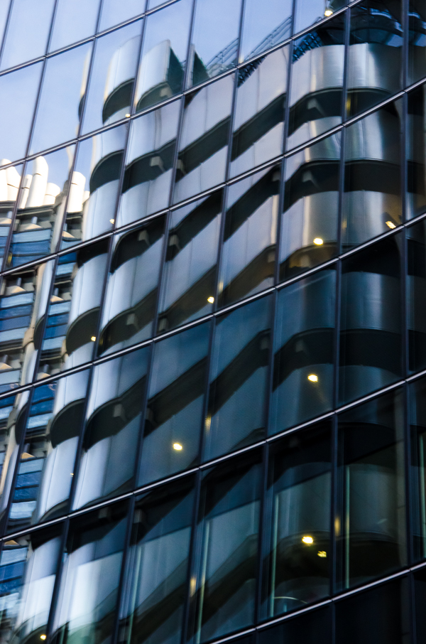 lloyds reflected