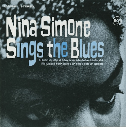 simone sings the blues