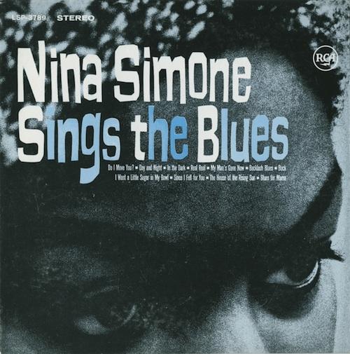 simone sings the blues