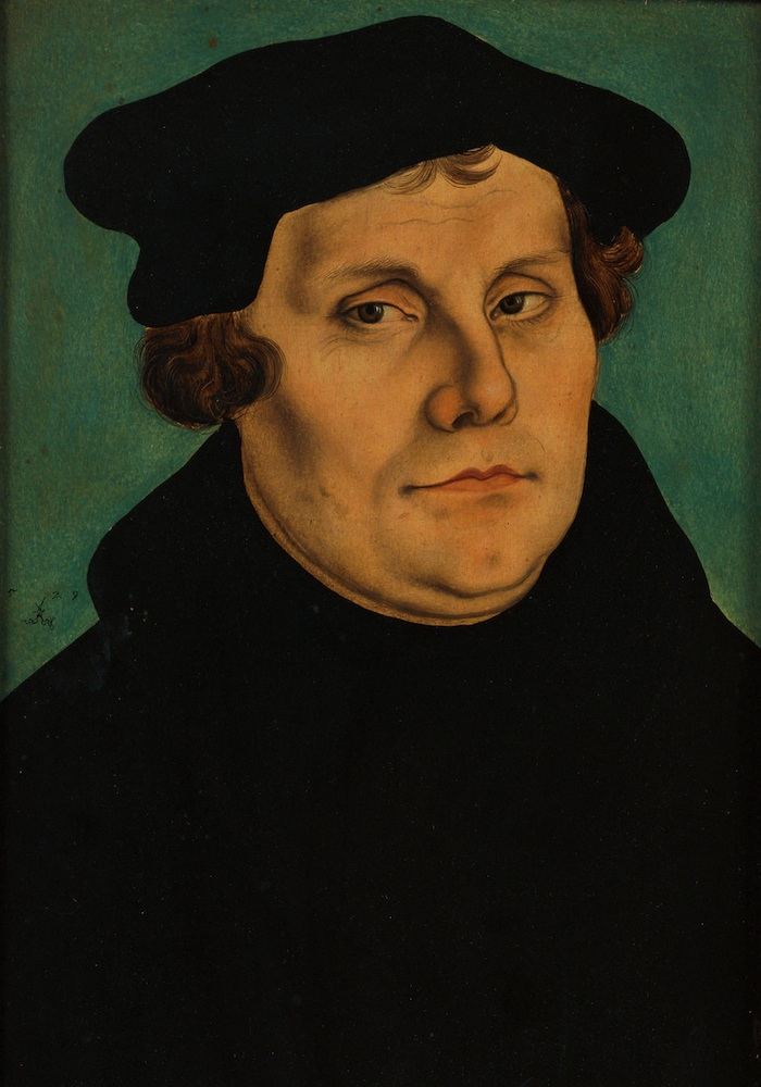 cranach luther