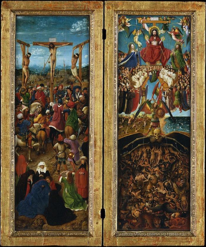 van Eyck Diptych