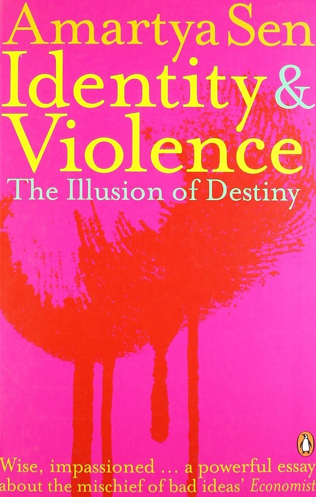 amartya sen violence and identity