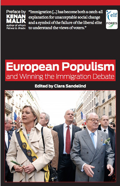 european populism book cover