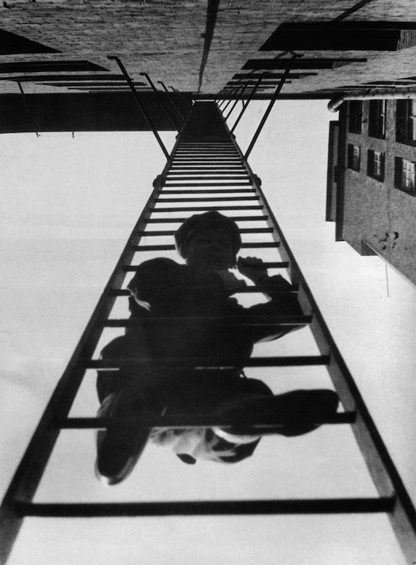 rodchenko fire escape