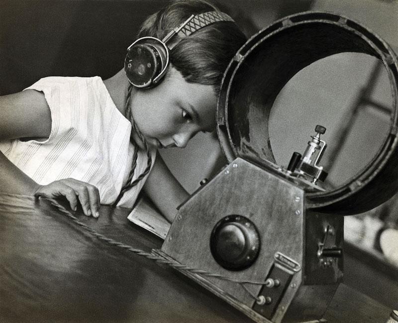 rodchenko radio listeners