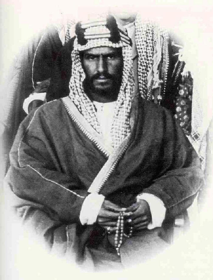 Abdulaziz ibn saud