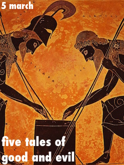 FIVE TALES OF GOOD AND EVIL | Pandaemonium
