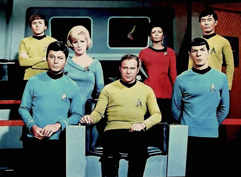 Star Trek original cast