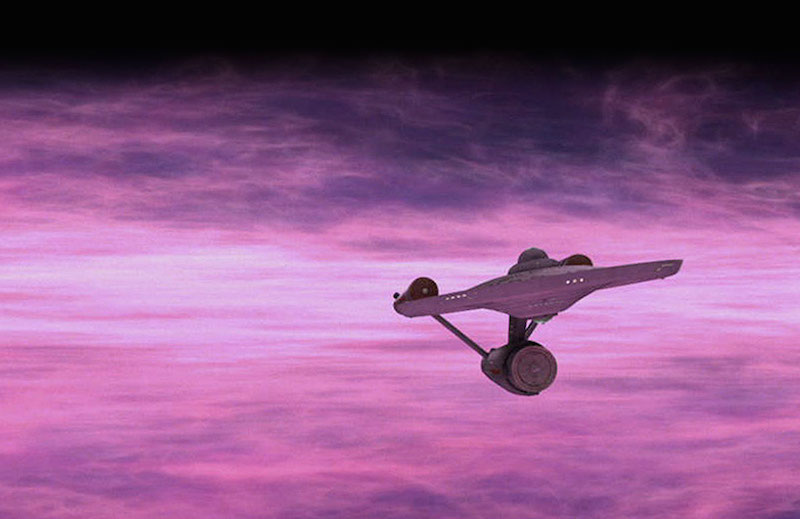 Star Trek original series Enterprise