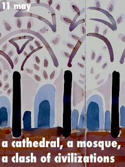 A CATHEDRAL, A MOSQUE, A CLASH OF CIVILIZATIONS | Pandaemonium