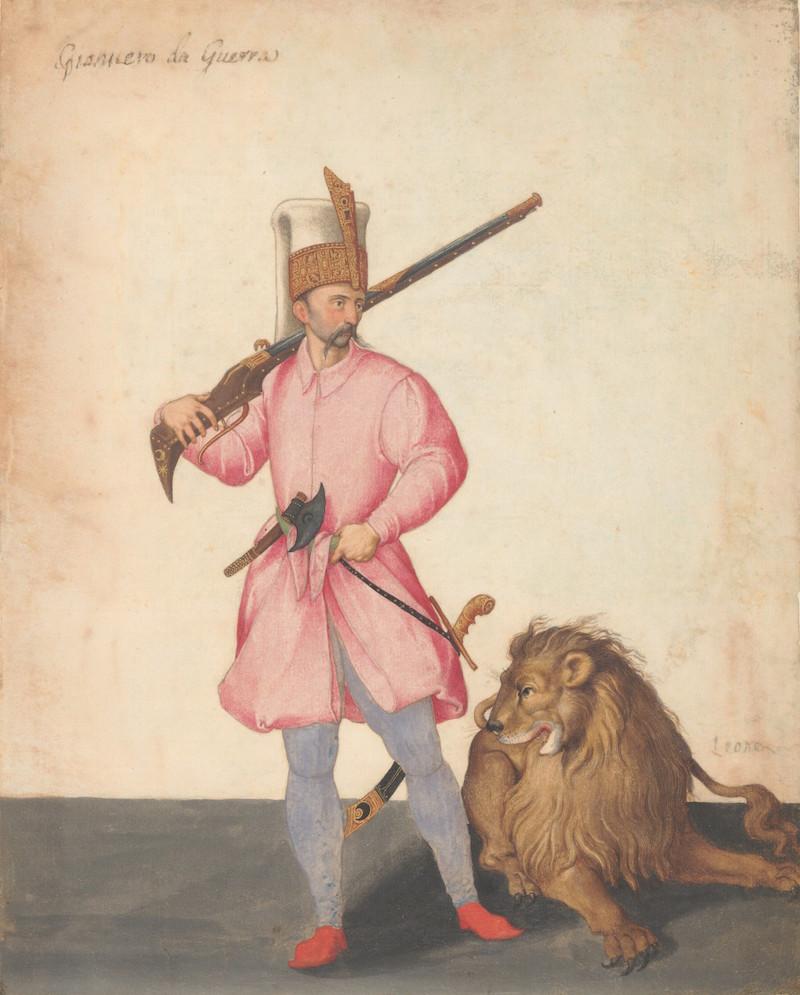 ligozzi sultan