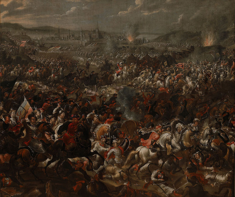 pauwel casteels battle of vienna