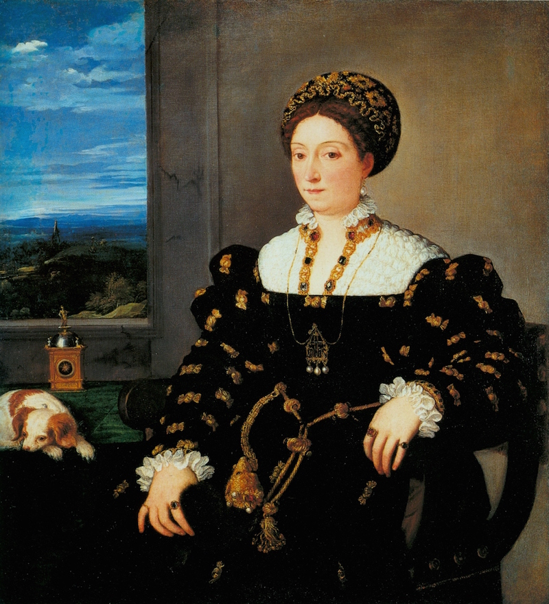 titian eleanor  gonzaga