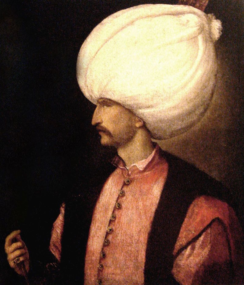 titian suleiman the magnificent