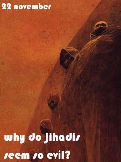 jihadism and evil