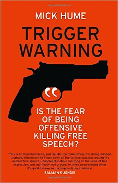 hume trigger warnings