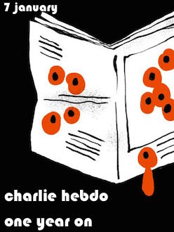 charlie hebdo one year on