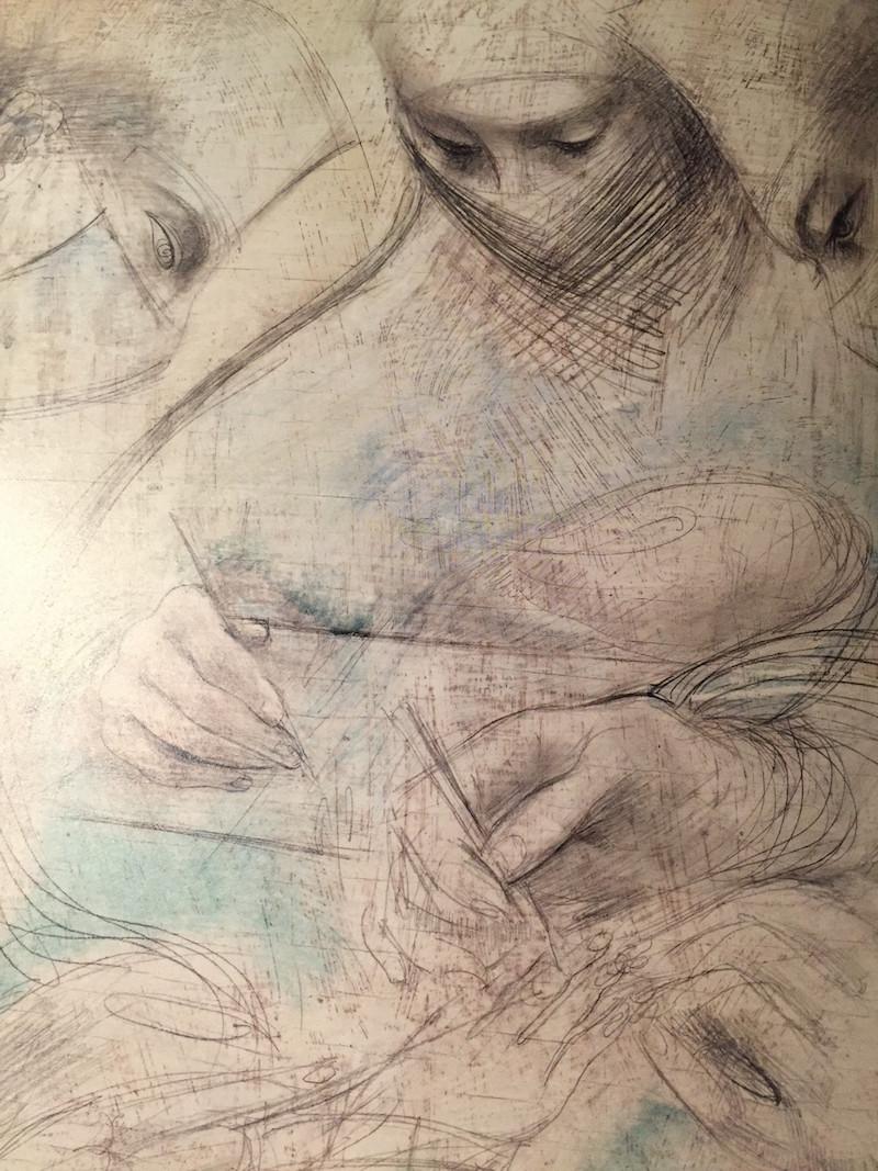 hospital drawings