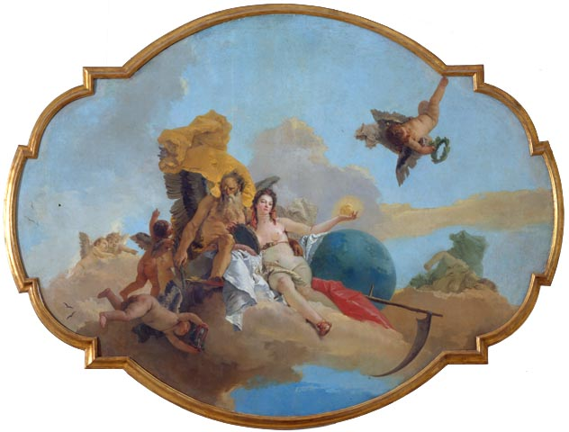 tiepolo truth unveiled by time
