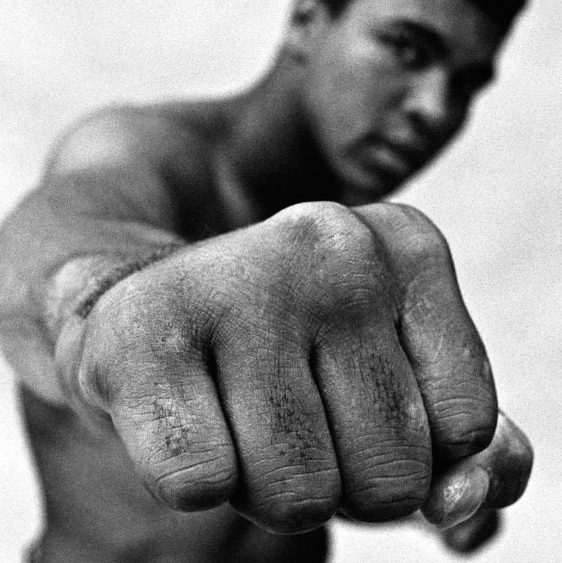 Ali by Thomas Hoepker Magnum