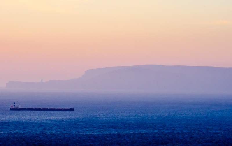 orkney from dunnett head 2