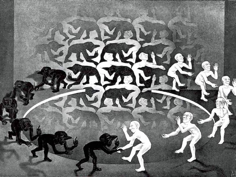 escher-the-encounter